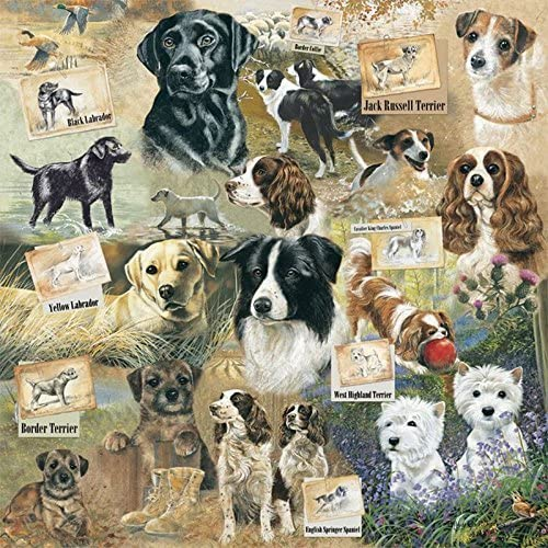 """Faithful Companions"" Jigsaw puzzle"