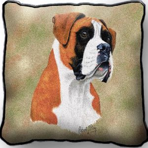 Boxer - Tapestry Cushion Cover-0