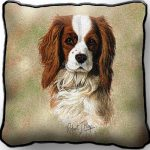 Cavalier King Charles Spaniel - Tapestry Cushion Cover-0