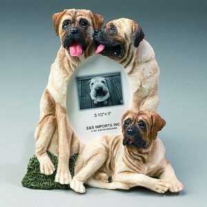 Mastiff Photo Frame-0