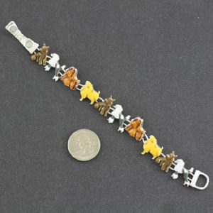 Bracelet with Dogs Theme-0