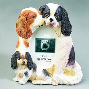 King Charles Cavalier Photo Frame-0