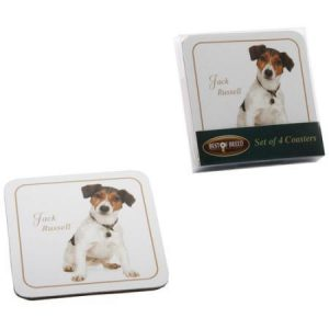 Jack Russell - Best of Breed Coasters-0