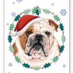Bulldog - Xmas Card-0