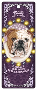 Bulldog 3D Bookmark-0