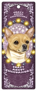 Chihuahua 3D Bookmark--0