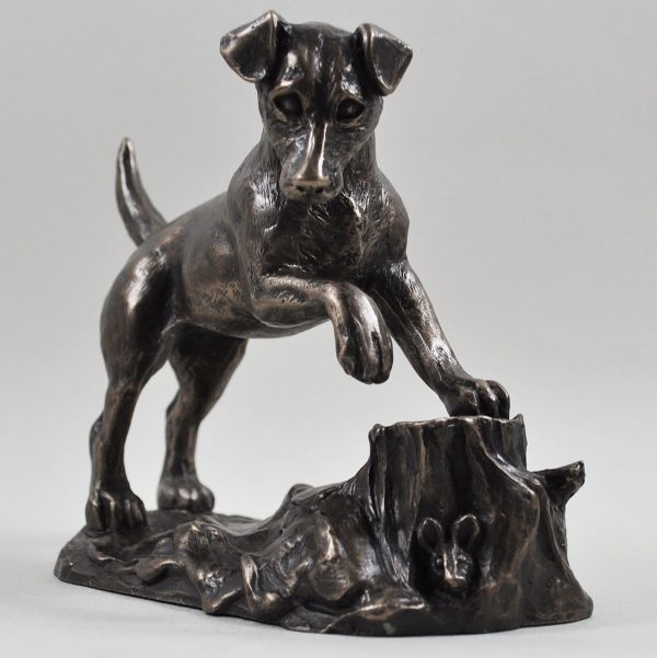 Jack Russell – Cold Cast Bronze-5535