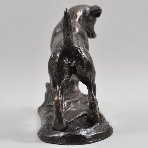 Jack Russell – Cold Cast Bronze-5533