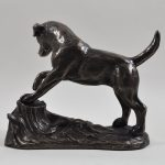 Jack Russell – Cold Cast Bronze-5534