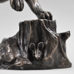 Jack Russell – Cold Cast Bronze-5536