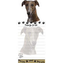 Greyhound Magnetic Memo Pad-0