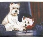 West Highland Terrier Wallet-0