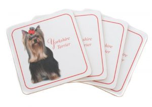 Yorkshire Terrier - Best of Breed Coasters-0