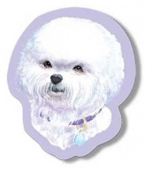 Bichon Frise Sticky Notes - 2 Pack-0