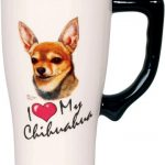 Chihuahua - Ceramic Travel Mug-0