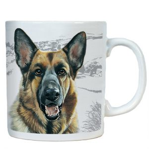 German Shepherd - Chunky Mug-0