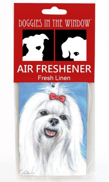 Maltese - Air Freshener - Fresh Linen-0