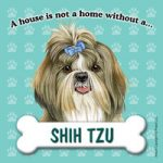 Shih Tzu Fridge Magnet-0