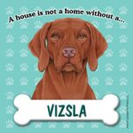 Vizsla Fridge Magnet-0