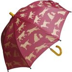 Labrador Kids Umbrella- Pink-0