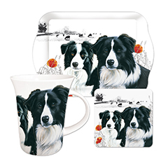 Border Collie - Teatime Gift Set-0