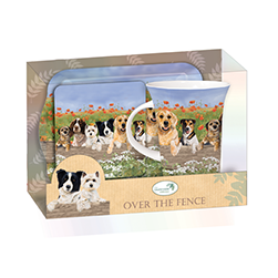 Mixed Dogs – Teatime Gift Set-0