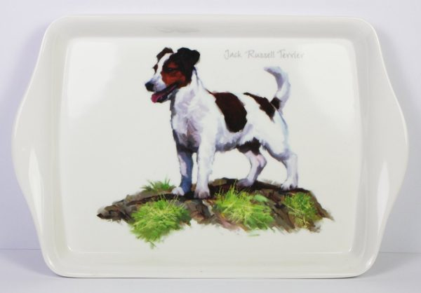 MacNeil Small Tray – Jack Russell-0