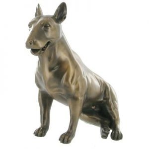 Bull Terrier - Cold Cast Bronze-0