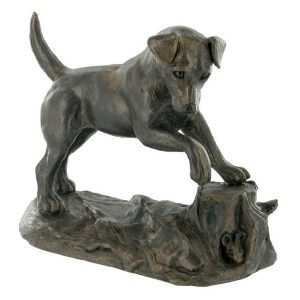 Jack Russell - Cold Cast Bronze-0