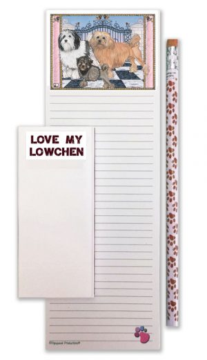 Lowchen Shopping Pad