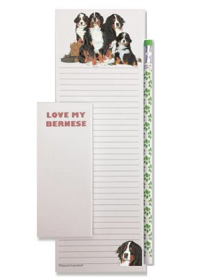 Bernese Mountain Dog Shopping Pad