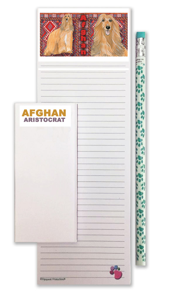 Afghan Shopping Pad SPS995