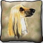 Afghan - Tapestry Cushion Cover-0
