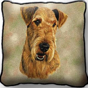 Airedale - Tapestry Cushion Cover-0