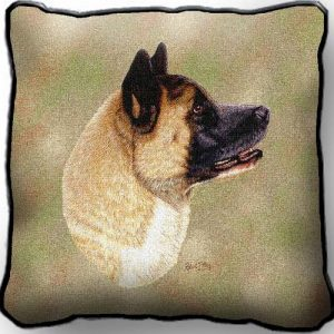 Akita - Tapestry Cushion Cover-0
