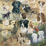 """Faithful Companions"" Jigsaw puzzle- -0"