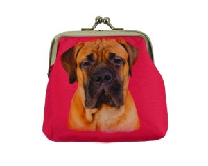 Bullmastiff Coin Purse-0
