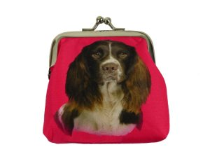 English Springer Coin Purse-0