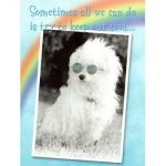 Rainbows - Encouragement Card-0