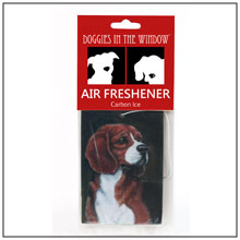 Beagle - Air Freshener - Fresh Linen-0
