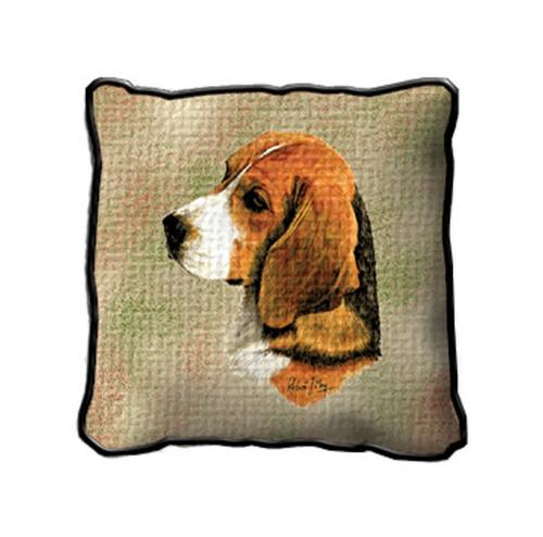 Beagle – Tapestry Cushion Cover-0
