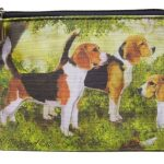Beagle - Zippered Pouch-0
