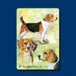 Beagle – Deck of Playing Cards-0