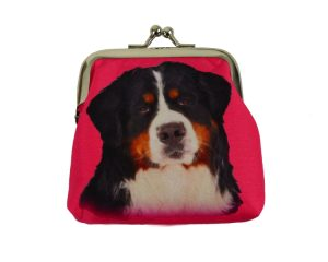 Bernese Mountain Dog Coin Purse-0