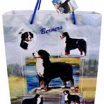 Bernese Mountain Dog - Small Gift Bag-0