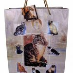 Cats - Large Gift Bag-0