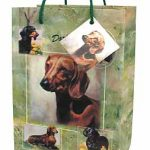 Dachshund - Small Gift Bag-0