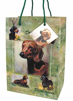 Dachshund - Large Gift Bag-0
