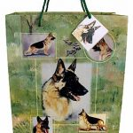 German Shepherd – Large Gift Bag-0