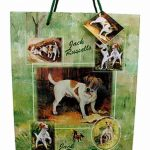 Jack Russell - Large Gift Bag-0